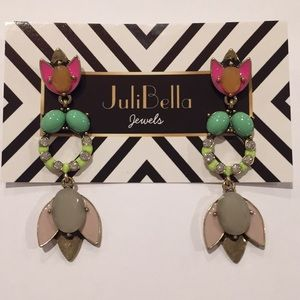 Jewelry - Colorful Summer Fashion Statement Earrings